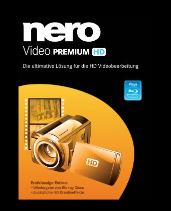 Nero Video Premium HD Swiss Edition Minibox (PC)