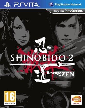 Shinobido 2 Revenge of Zen