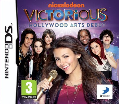 Victorious Hollywood Arts Debut
