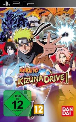 Naruto Shippuden - Kizuna Drive PSP