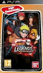 Naruto Shippuden Legends: Akatsuki Rising Essentials