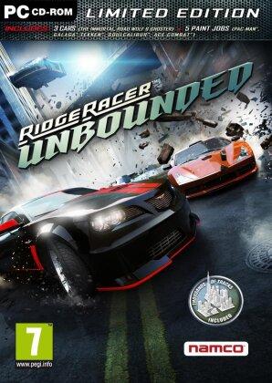 Ridge Racer Unbounded (Édition Limitée)