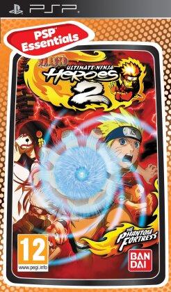 Naruto Ultimate Ninja Heroes 2 Essentials