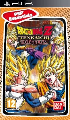 Dragon Ball Z Tenkaichi Tag Team Essentials