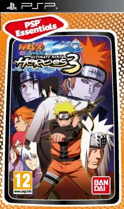 Naruto Shippuden: Ultimate Ninja Heroes 3 Essentials
