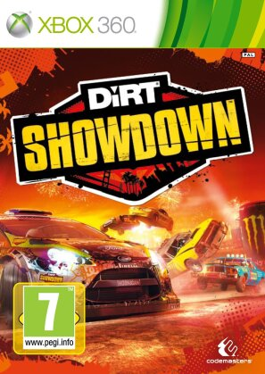 Dirt Showdown XB360