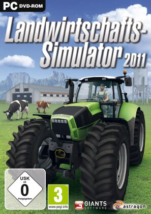 Landwirtschafts Simulator 2011 MAC DVD