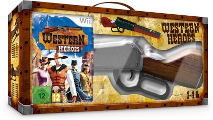 BB Western Heroes (incl. Winchester-Gun)
