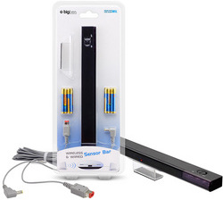 BB Wireless/Wired Sensor Bar for Wii/WiiU