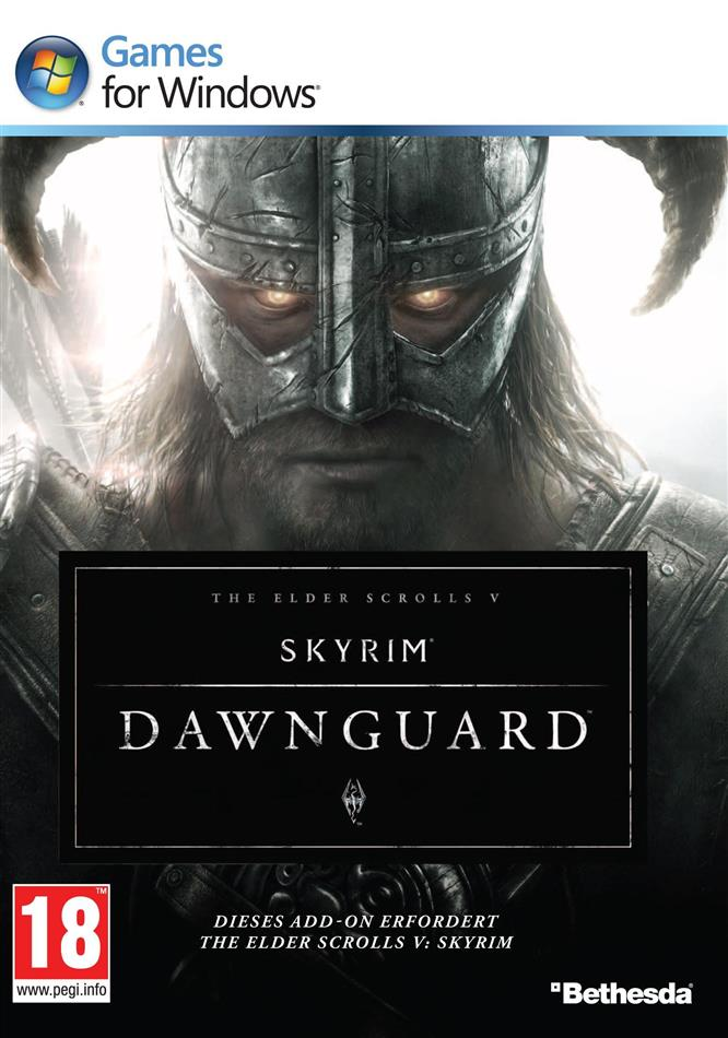 The Elder Scrolls V: Skyrim Dawnguard (Code-in-a-Box)