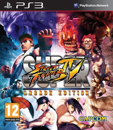 Super Street Fighter IV (Arcade Edition)