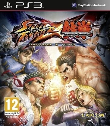 Street Fighter X Tekken (PEGI)