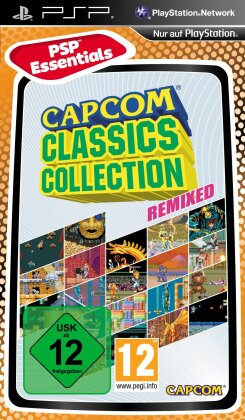 Capcom Classic Collection Remixed Essentials