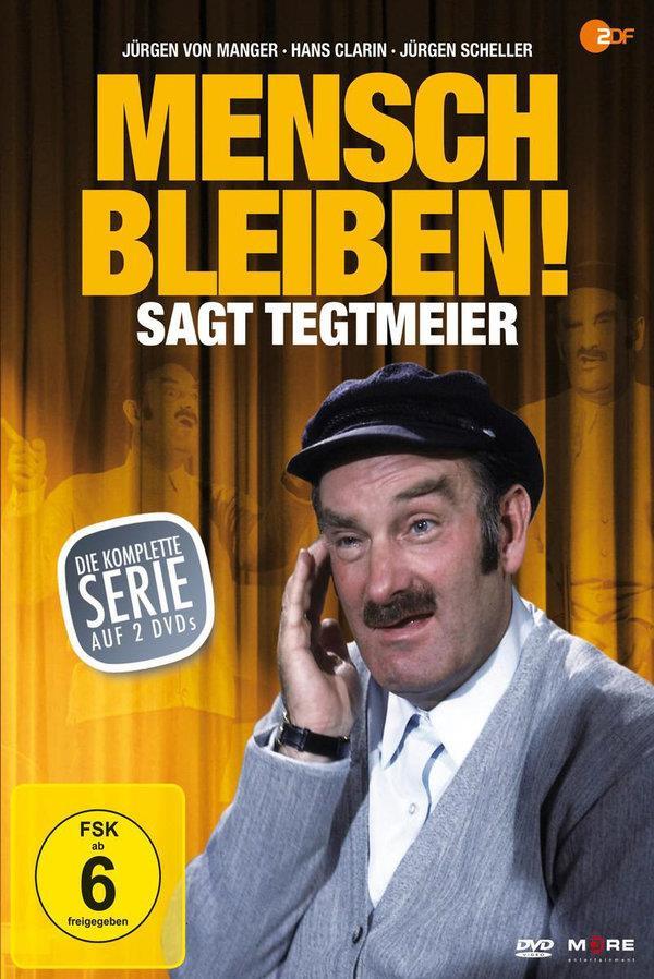 Mensch bleiben! Sagt Tegtmeier - Die komplette Serie (s/w, 2 DVDs)