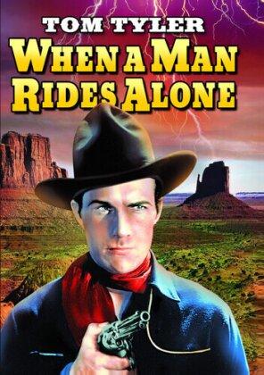 When a man rides alone (s/w)