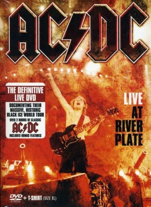 AC/DC - Live at River Plate (with XL T-Shirt)