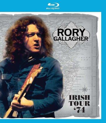 Rory Gallagher - Irish Tour 1974