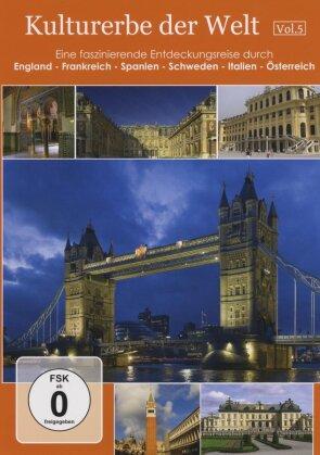 Kulturerbe der Welt - Vol. 5
