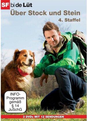 SF bi de Lüt - Über Stock und Stein - Staffel 4 (3 DVDs)