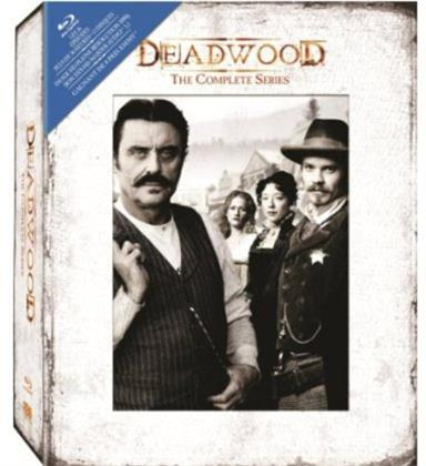 Deadwood - The Complete Series (Gift Set, 13 Blu-rays)
