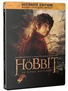 Le Hobbit - Un voyage inattendu - (Bilbo - Ultimate Edition Steelbook / 2 Disques & DVD) (2012)