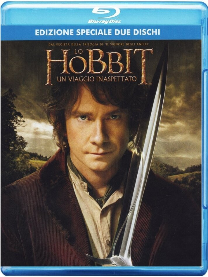 Lo Hobbit - Un viaggio inaspettato (2012) (2 Blu-rays)