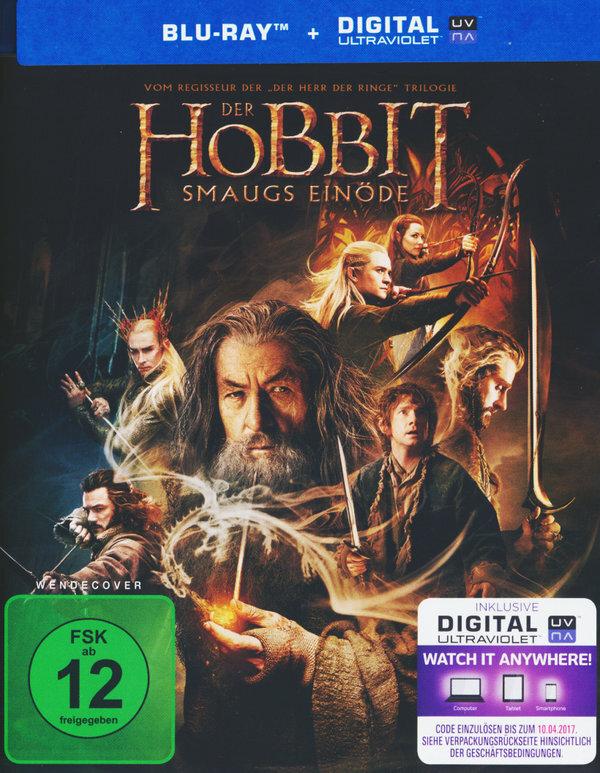Der Hobbit 2 - Smaugs Einöde (2013) (2 Blu-rays)