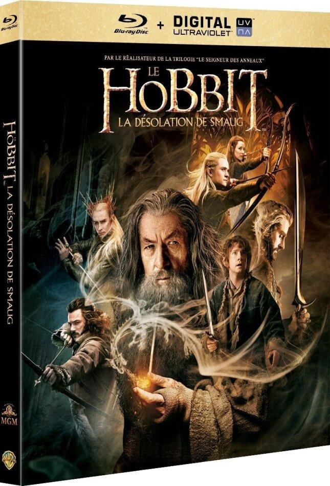 Le Hobbit 2 - La désolation de Smaug (2013) (2 Blu-rays)
