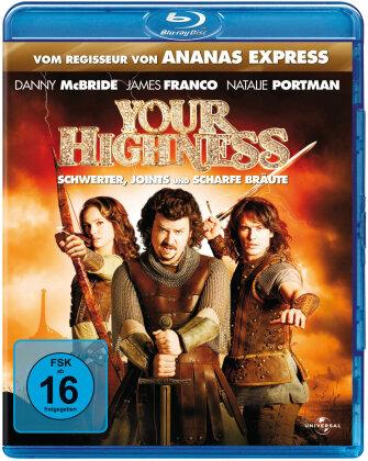 Your Highness - Schwerter, Joints und scharfe Bräute (2011)