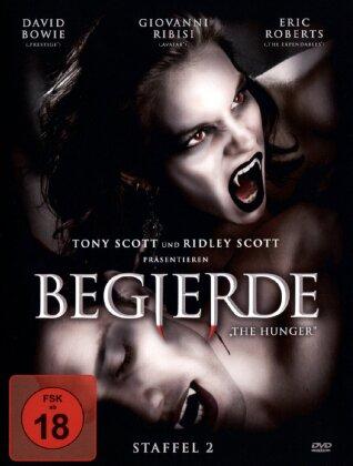 Begierde - The Hunger - Staffel 2 (4 DVDs)