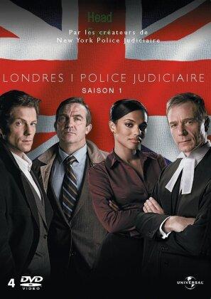 Londres Police Judiciaire - Saison 1 (4 DVDs)