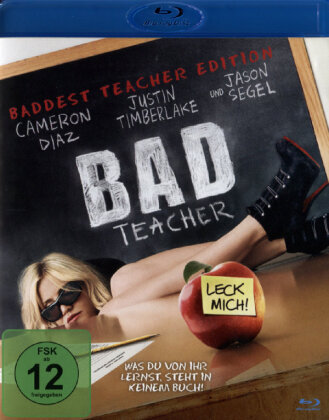 Bad Teacher (2011) (The Baddest Teacher Edition)