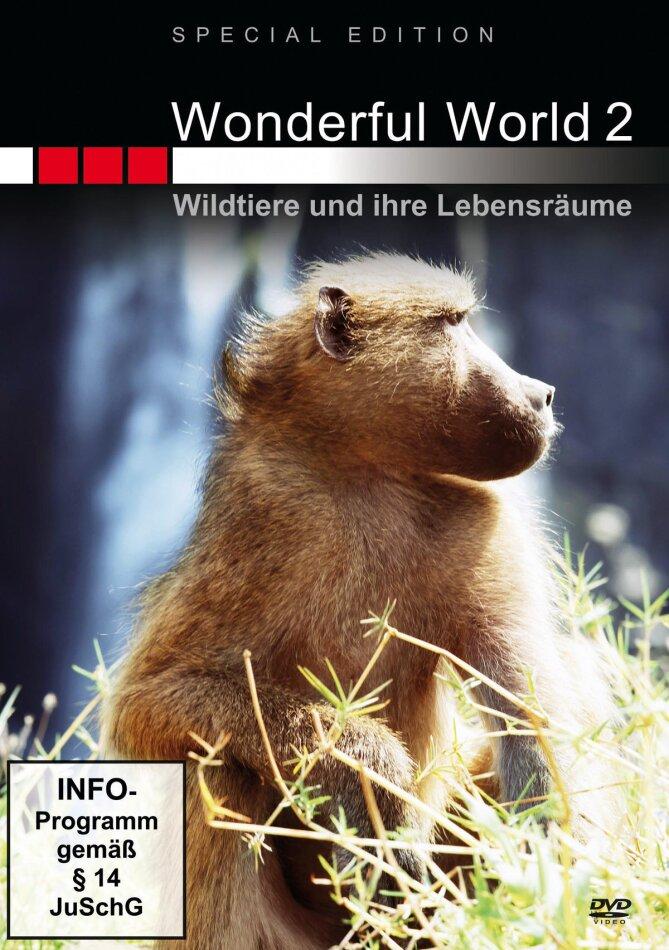 Wonderful World 2 - Wildtiere und ihre Lebensräume (BBC, Special Edition)