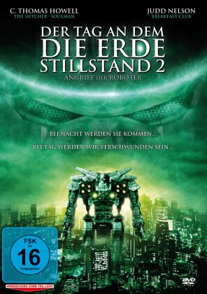 Der Tag an dem die Erde stillstand 2 (2008)