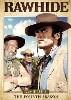 Rawhide - Season 4.1 (4 DVDs)