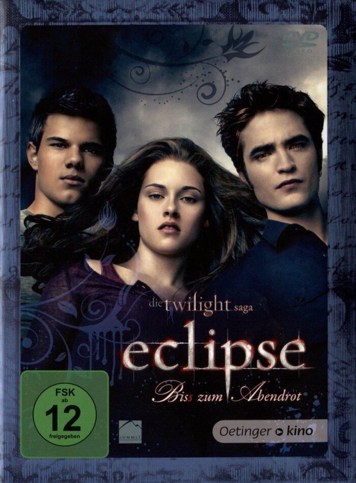 Twilight 3 - Eclipse - Biss zum Abendrot (Book Edition) (2010)