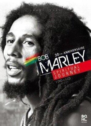 Bob Marley - Spiritual Journey (DVD + CD + Book)