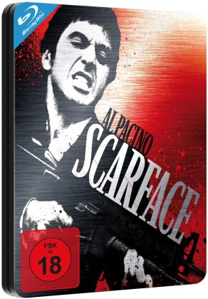 Scarface (1983) (Limited Edition, Steelbook, Uncut)