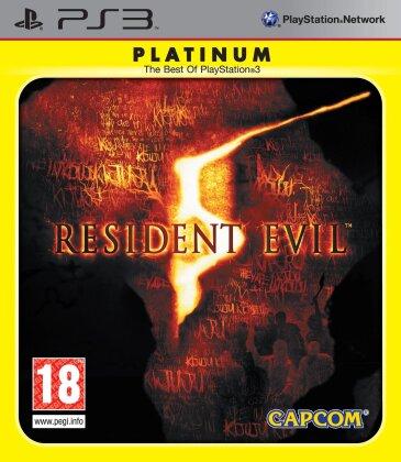Resident Evil 5 (Platinum Edition)