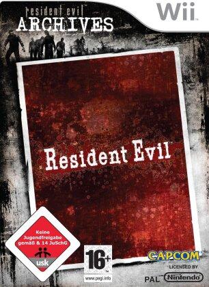 Resident Evil Archives (WII-Remake)