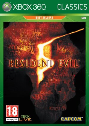 Resident Evil 5 - Classics