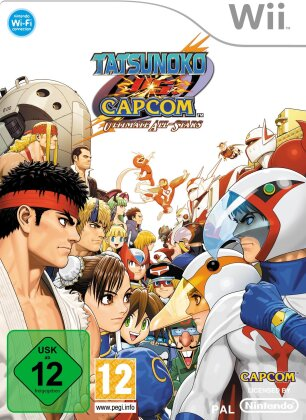 Tatsunoko vs Capcom Ultimate All-Stars
