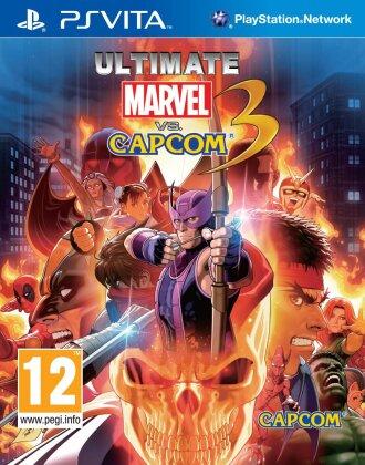 Ultimate Marvel vs. Capcom