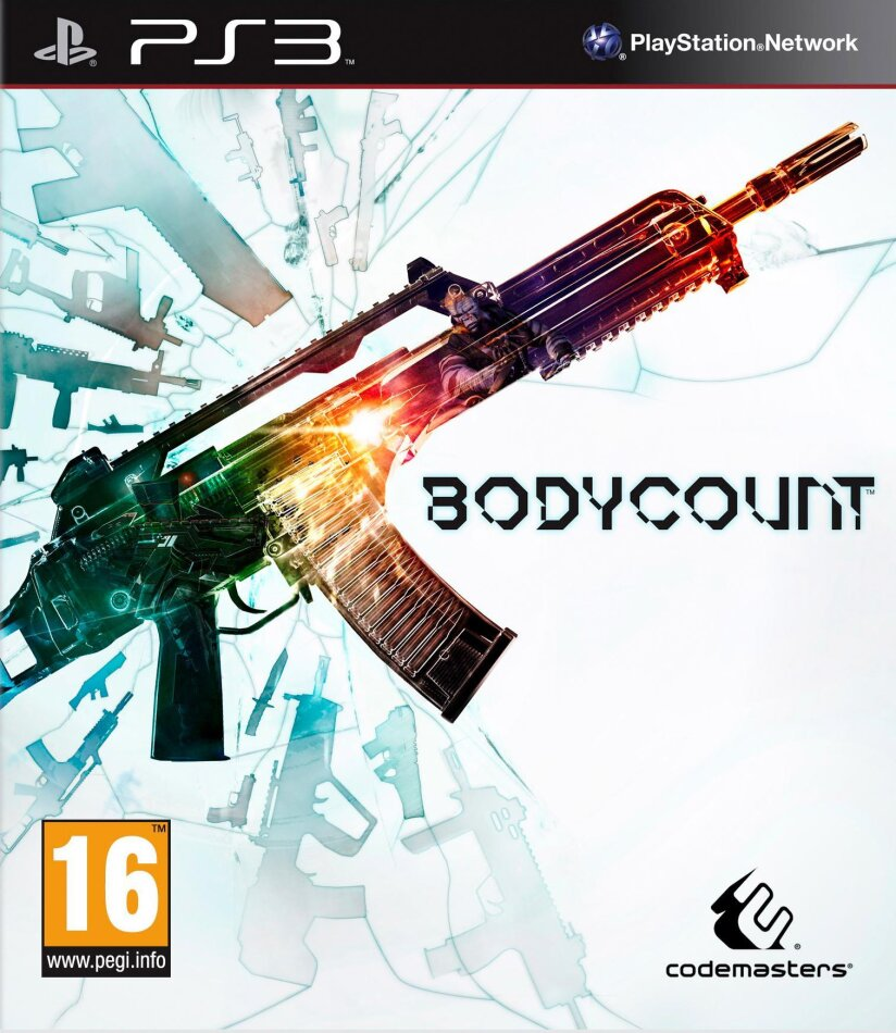 Bodycount PS-3 AT