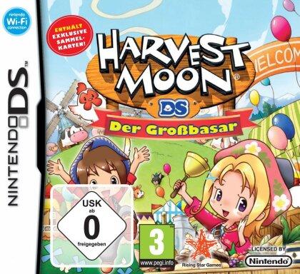 Harvest Moon - Der Grossbasar