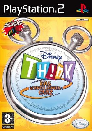 Disney Think Fast - Das Schnelldenker Quiz