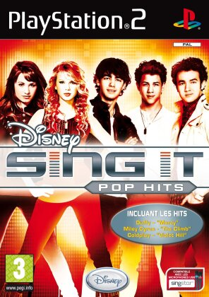 Disney Sing it Pop Hits