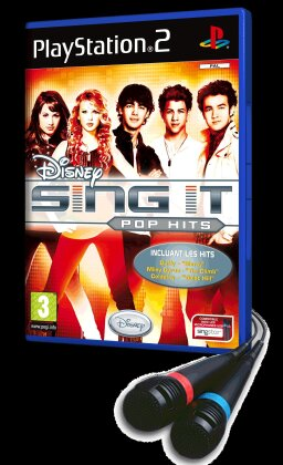 Disney Sing it Pop Hits Mikrofon Bundle