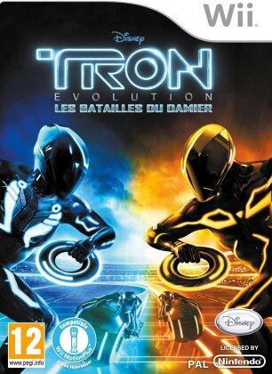 Tron Evolution Battle Grids