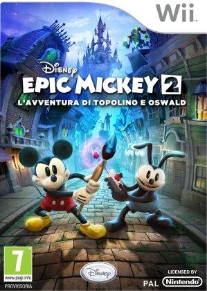 Disney Micky Epic 2 - L'avventura di topolino e oswald